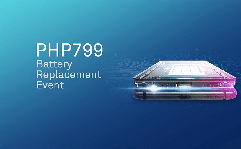 Huawei announces battery replacement on several models for PHP 799
