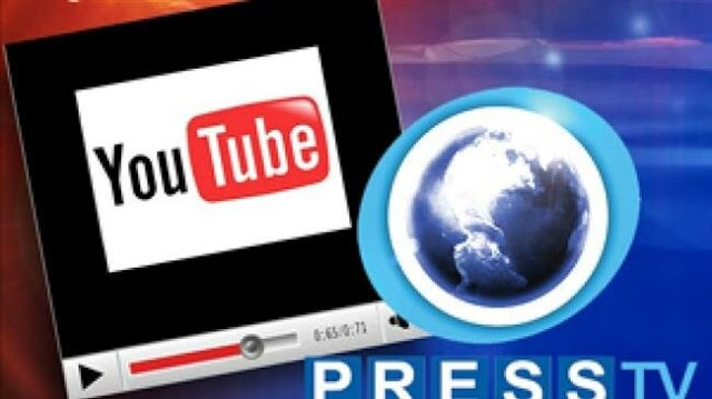 Google 'disables' Iran's Press TV and Hispan TV's YouTube account without prior warning