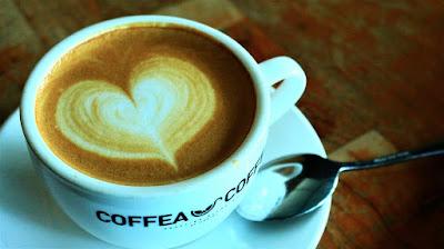 Pengaruh cafein dalam kopi terhadap reseptor
