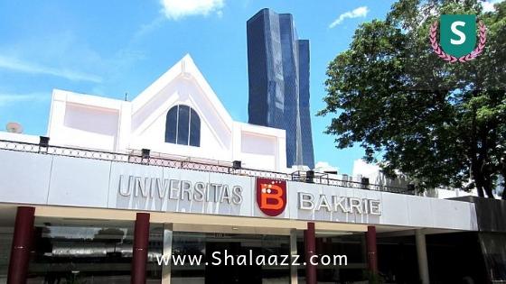 Beasiswa Universitas Bakrie Tahun Ajaran 2019/2020