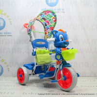 Royal RY19982C Baby Tom Double Music Baby Tricycle