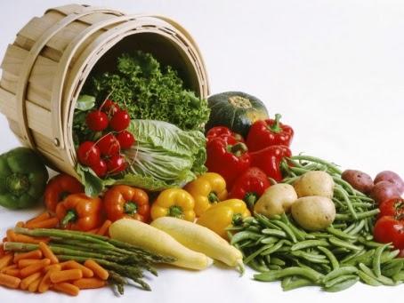 Turunkan Berat Badan Dengan Diet Sayuran Mentah
