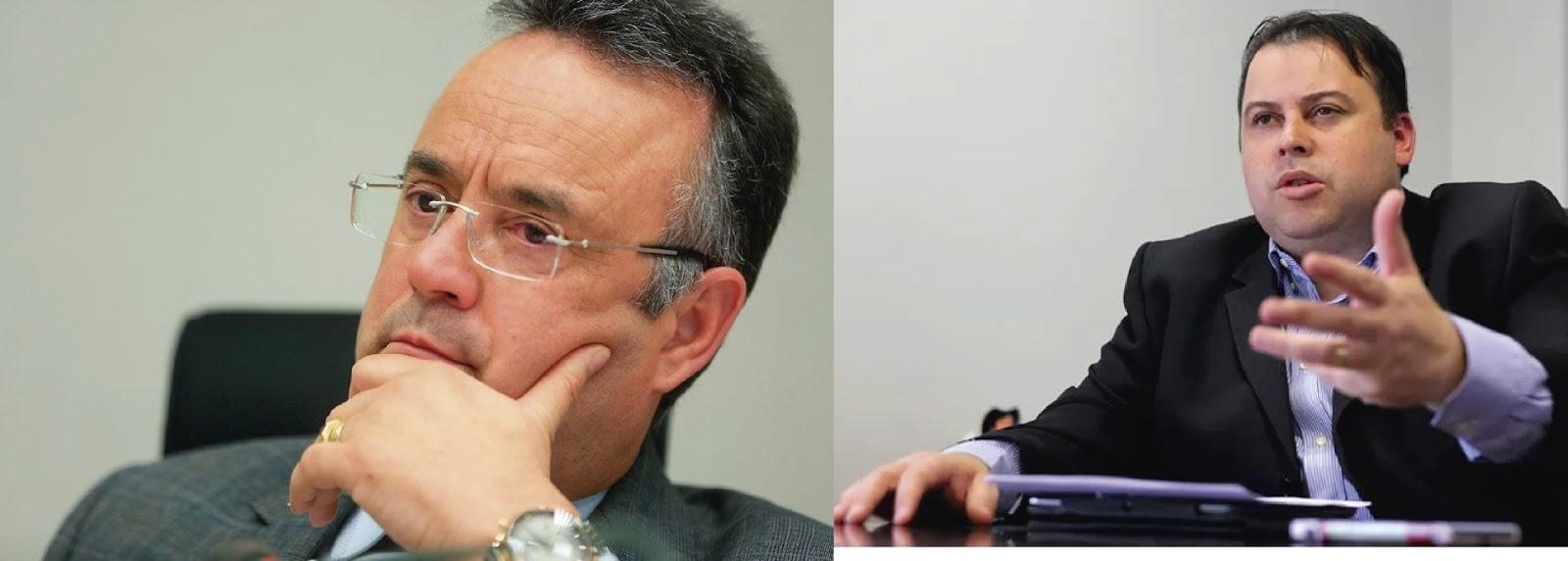 Resultado de imagem para BISPO RENATO E JULIO CESAR