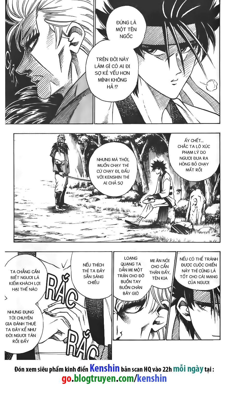Rurouni Kenshin chap 42 trang 8