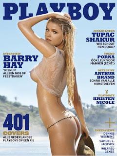 Playboy Holanda - Septiembre 2016 PDF Digital