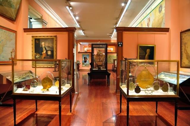 Informações do Museu Naval