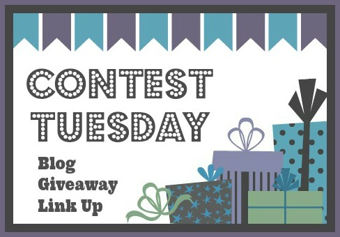 Contest Tuesday Blog Giveaway Link Up 5/26