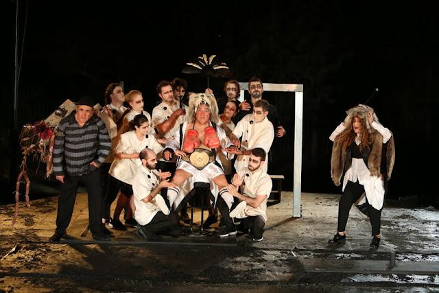 «Βάτραχοι» με Λαζόπουλο, Φιλιππίδου, Πιατά και Καφετζόπουλο στις 10 και 11 Αυγούστου στο Αρχαίο Θέατρο Επιδαύρου
