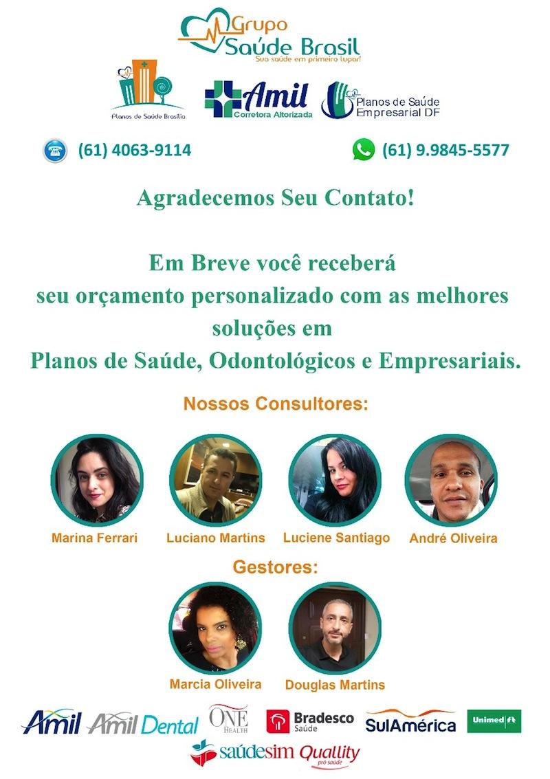 Grupo Planos de Saúde brasília