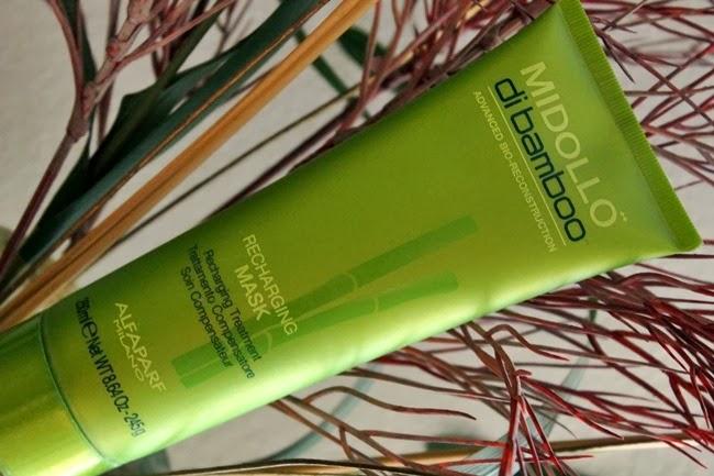 Alfaparf Milano: Midollo di bamboo recharging hair mask