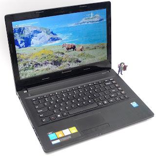 Laptop Lenovo G40-30 Intel N2840 Bekas Di Malang
