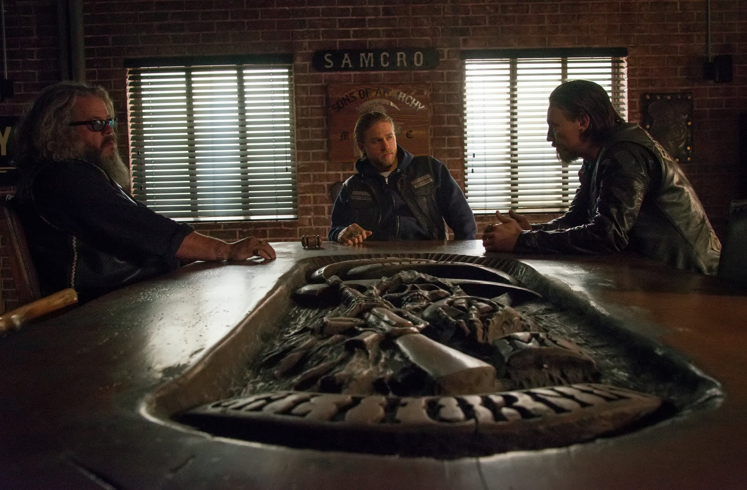 Sons Of Anarchy Auctions Off Props Costumes Online