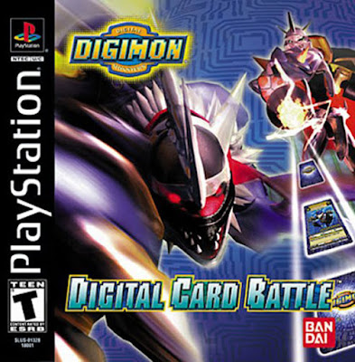 descargar digimon digital card battle psx mega