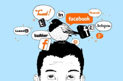 menggunakan sosial media dengan bijak