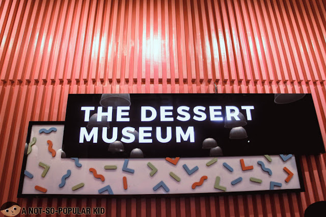 The Dessert Museum in Conrad Manila