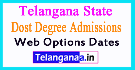 DOST Telangana Seat Allotment 2018 Final List Dost-cgg-gov-in