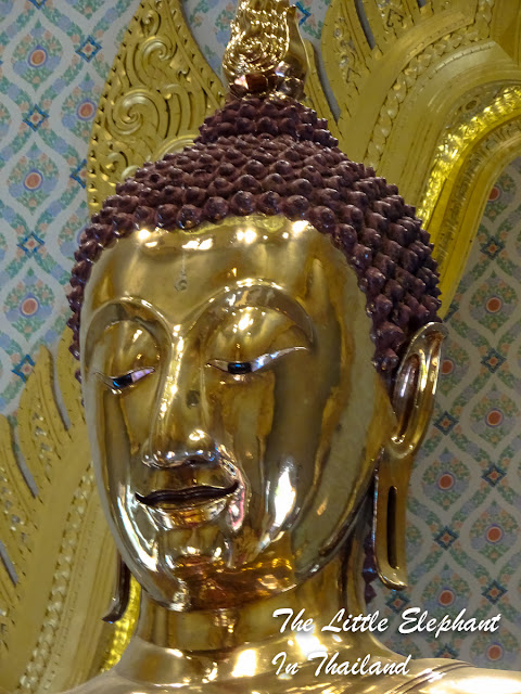 Traveling in Bangkok