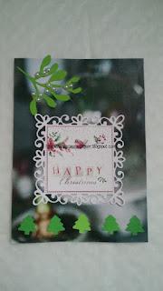 Kartki bożonarodzeniowe u Ulki K