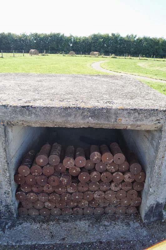 bateria Merville, museos de Normandia, lugares del desembarco de Normandia,