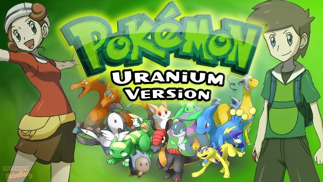 Download Game Pokemon Uranium PC