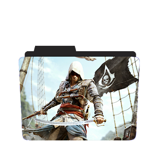 Assassin's Creed 3 Folder icon