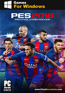 Download Pro Evolution Soccer 2018 PC