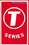 Who is the owner of T-series?