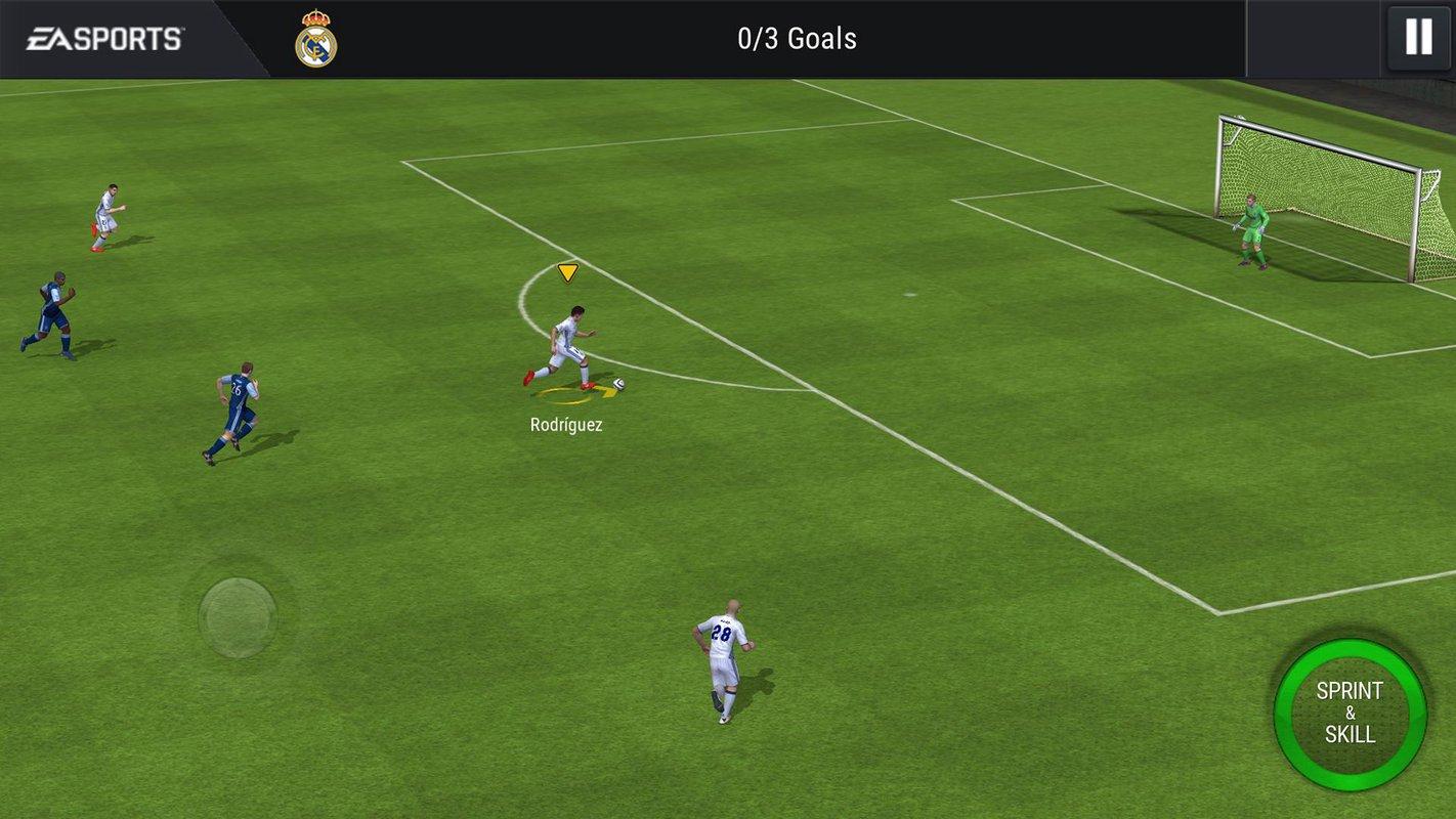 FIFA 18 Mobile Soccer Mod Apk v8.2.01 Android Update