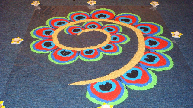 rangoli designs for diwali indian
