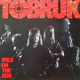 Tobruk Wild on the run 1985 aor melodic rock music blogspot full albums bands lyrics