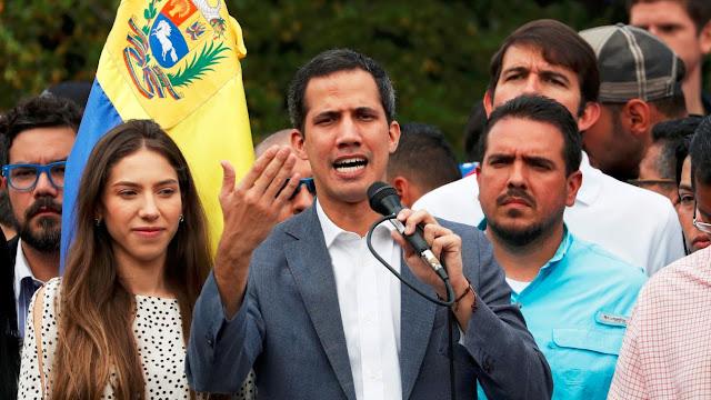 Guaidó pide a Reino Unido frenar transacción de oro a Venezuela