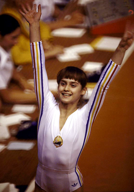 Gymnast Nadia Comaneci Is One of Five Superstars Featured in New Documentary