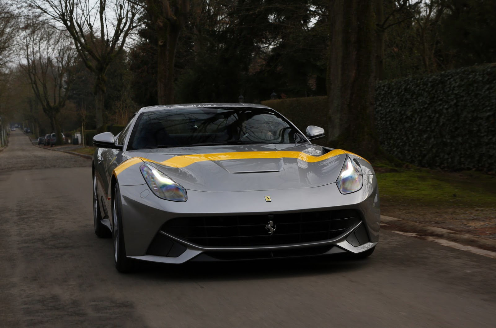 New Tailor Made Ferrari F12berlinetta Pays Tribute To 250 Gto Carscoops
