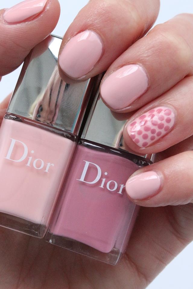 Dior Polka Dots 003 Plumetis