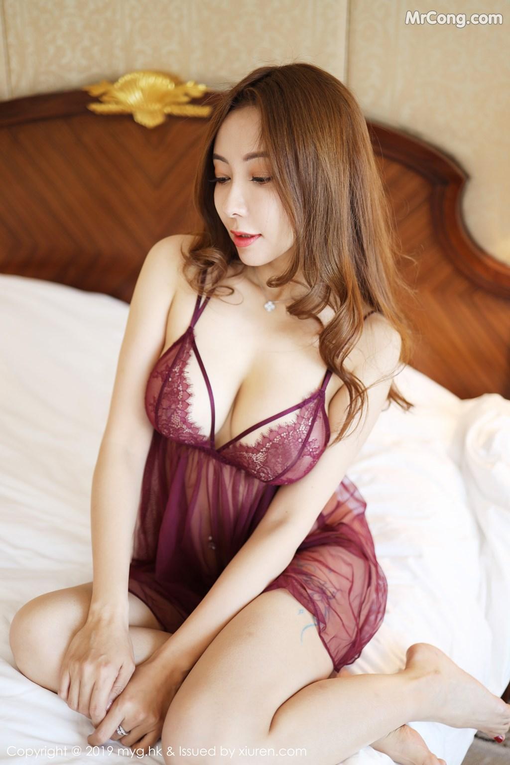 Image MyGirl-Vol.352-Victoria-Guo-Er-MrCong.com-007 in post MyGirl Vol.352: Victoria (果儿) (40 ảnh)