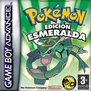 Pokémon Esmeralda - Español - Portada
