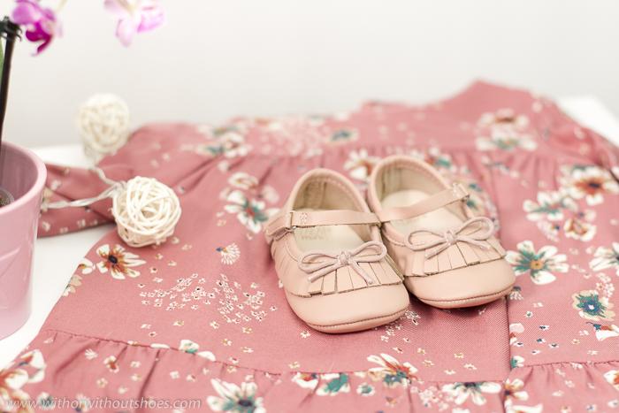 Blogguer adicta a los zapatos de niña