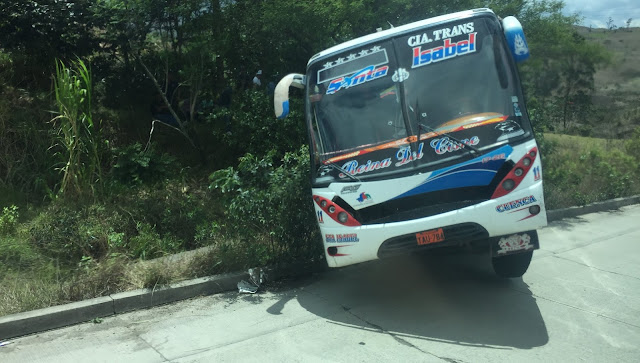 Bus Accident View 2