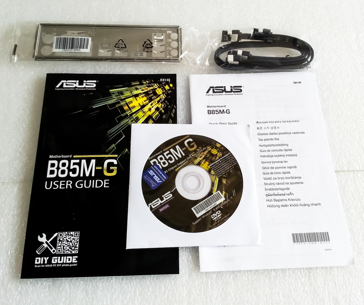 ASUS B85M-G Haswell Motherboard - Cheap and Reliable? - The