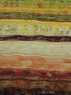 Linda A Miller quilt work in progress