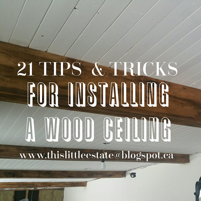http://thislittleestate.blogspot.ca/2016/04/21-tips-and-tricks-for-installing-wood.html