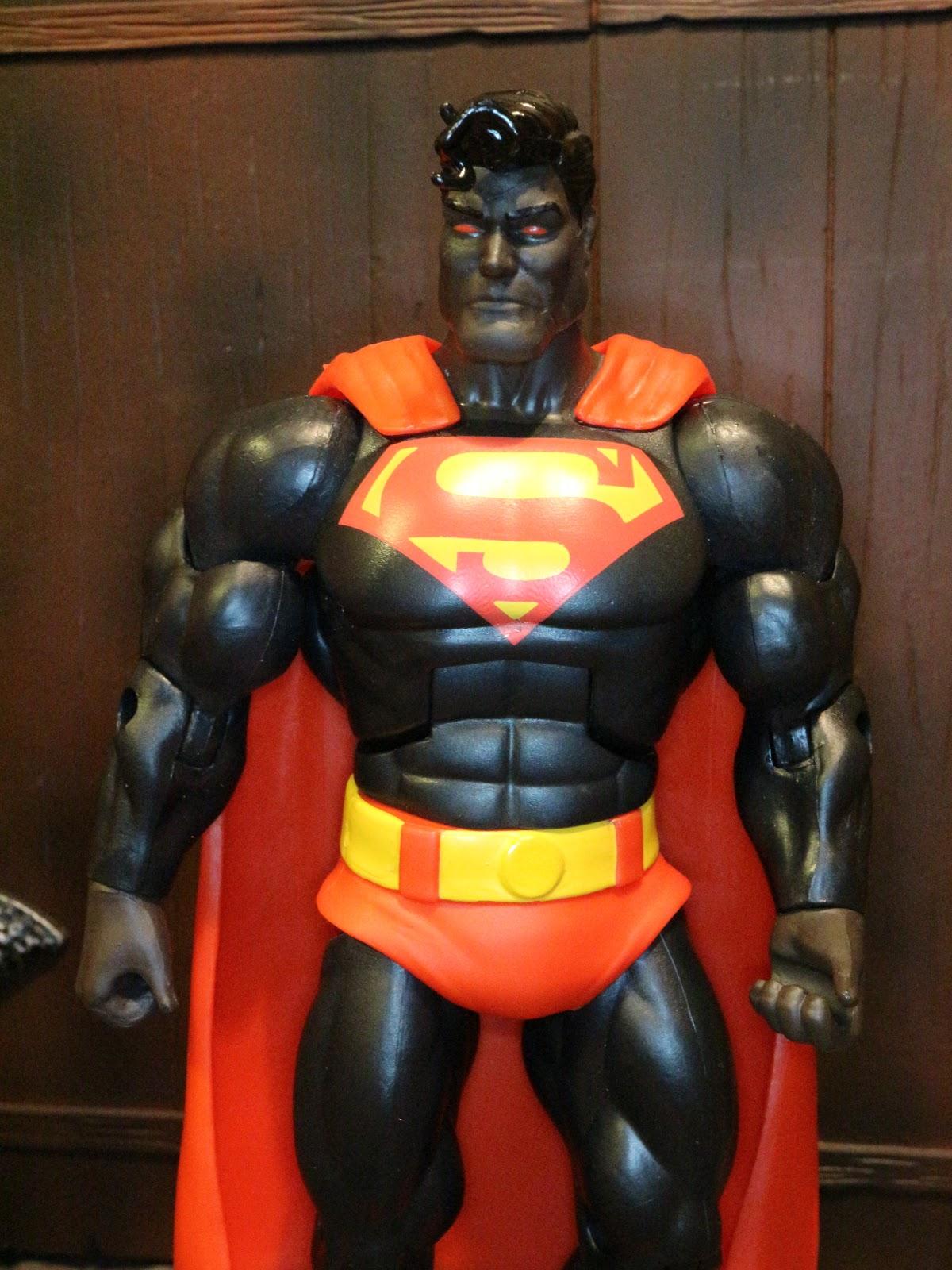 Earth 23 Superman Dark Knight Returns Joker 8 DC Multiverse Action Figures