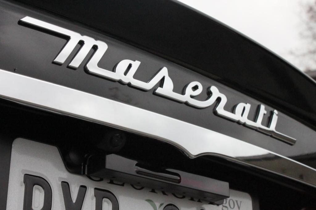 Car Tunes Atlanta: CarTunes Shows Off A Maserati Gran Turismo