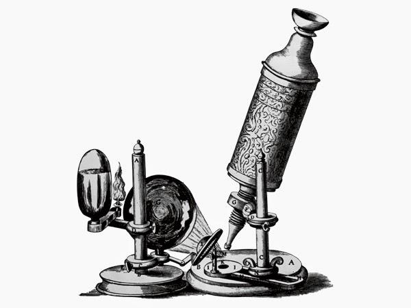 Ilustrasi Sejarah Mikroskop dan Macam Macam Mikroskop