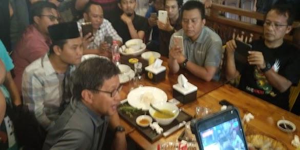 Ditolak di Palembang, Begini Tanggapan Cerdas Rocky Gerung