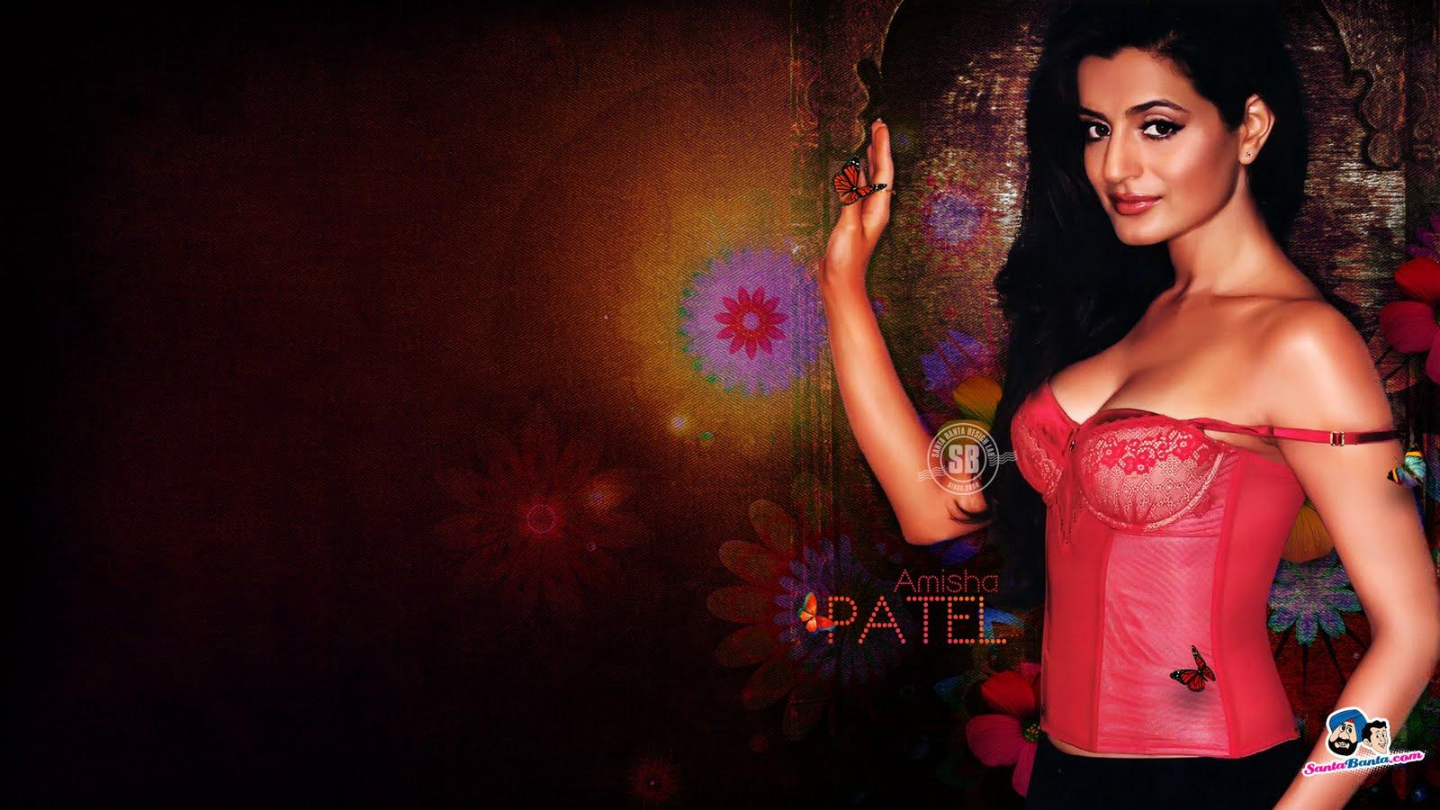 Amisha Patel Sexy-6176