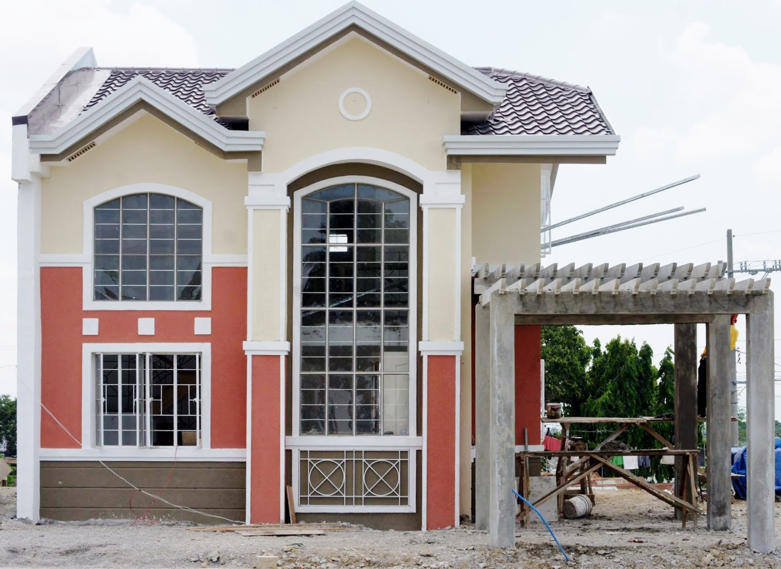 Pag ibig house and lot sale in carmona cavite terraverde for One floor house for sale