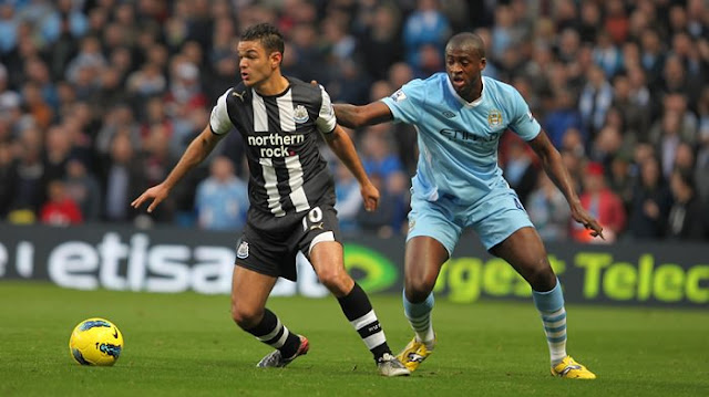 Newcastle vs Manchester City en vivo