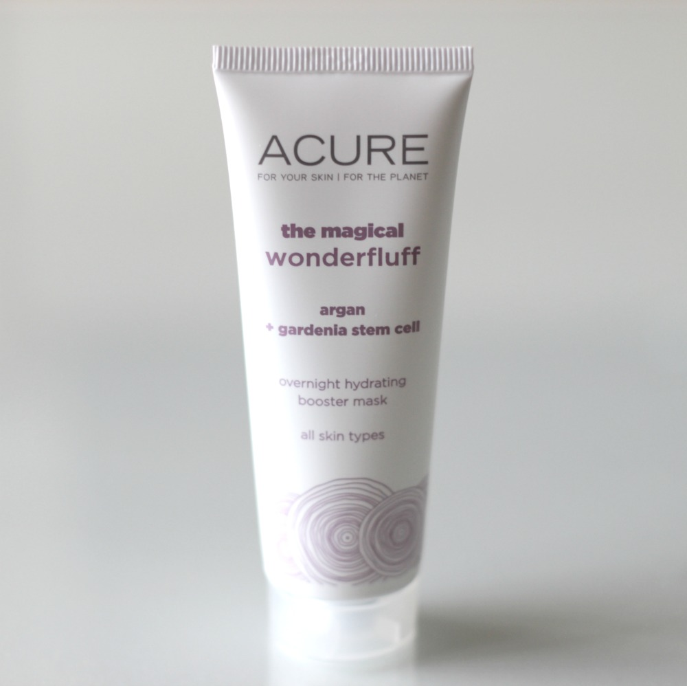 Acure Organics The Magical Wonderfluff Overnight Hydrating Booster Mask