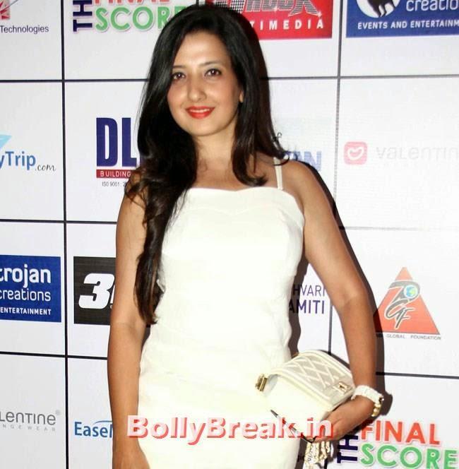Amy Billimoria, Bhajji, Yuvi, Geeta Basra at Mehfil e Sartaj by YuWeCan